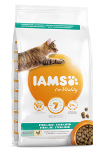 Iams Cat Adult Sterilised/Overweight