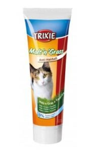 Trixie Malt'n'Grass for Cats - 100 Gr