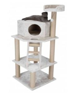 Trixie Marlena Scratching Post for Cat 151 cm (Light Gray)
