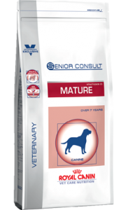 Royal Canin Vet Care Nutrition Canine Senior Consult Mature 3,5 Kg