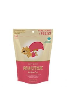 Vetnova MULTIVA Active Cat 45 Chews