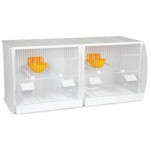 "Plastic Nursery ""EX"" (2 Modules) - 43 x 38 cm, 5 x 31 cm"