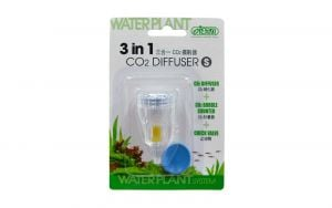 "Ista Waterplant CO2 Diffuser ""3 In 1"""