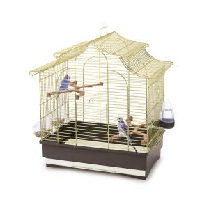 IMAC Pagoda Export Cage for Canaries, Parakeets and Exotic Birds