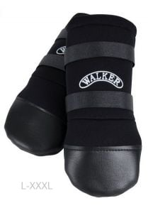 Trixie Walker Care Protective Boots Black