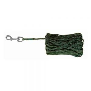 Trixie Nylon leash 5 m/ø 5 mm (Green)
