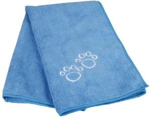 Trixie Microfibres Towel for Dogs and Cats (Blue)