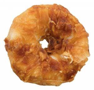 Trixie Dentafun - Donuts P/ Roer Com Frango Ø6 Cm/110 Gr (2 Unid.)