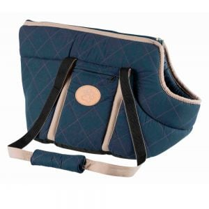 "Trixie Carrier ""Victoria"" 26X29X50 Cm (Dark Blue)"