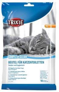 Trixie Sacos Plastico para Toilete XL (10 Un. paraBandejas Ate 56X71Cm)