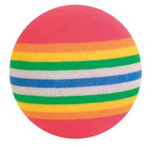 Trixie Rainbow Balls (4 pcs.)