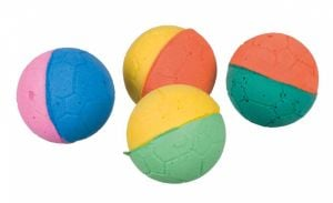 Trixie Assortment Soft Balls - 4.3 cm (70 pcs)