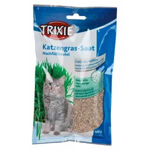 Trixie Cat Grass Recarga 100 g