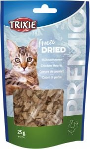 Trixie Premio Freeze Dried Chicken Hearts