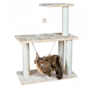 "Trixie ""Morella"" Cat Scratching Post (Beige)"
