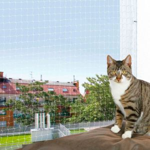 Trixie Safety Net for Cats Transparent