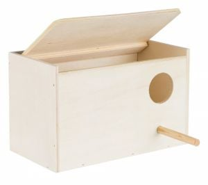 Trixie Wood Nesting Box 21X13X12 cm