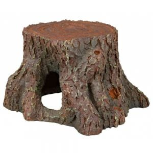 Trixie Aquarium Decor Tree Stump 16 cm Polyresin