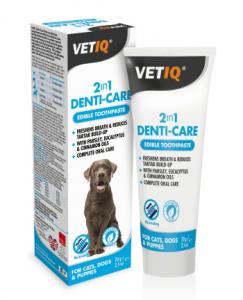 Vetiq 2 In 1 Denti-Care 70g