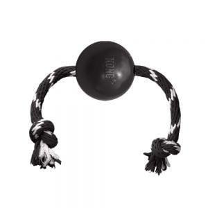 Kong Extreme Ball With Rope LG