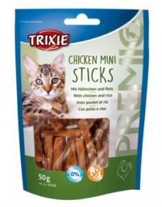 Trixie Premio - Mini Sticks com Frango E Arroz 50 gr