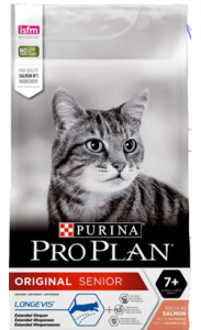 Pro Plan Cat Adult 7+ | Chicken & Rice 3 Kg