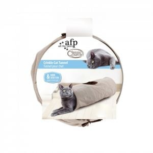 AFP Crinkle Cat Tunnel 62x25.5x25.5 cm