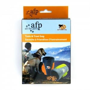 AFP Dog Treat Bag 10x10x16 cm