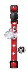 Hunter Collar Del Gato Suiza Roja