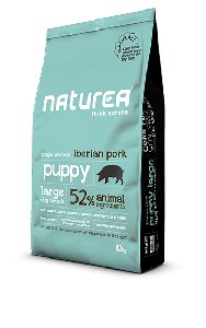 Naturea Naturals Puppy Large Breed 12 kg