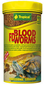Tropical Fd Blood Worms 100 ml