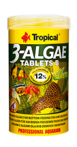 Tropical 3 Algae Tablets B