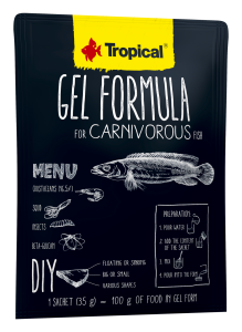 Tropical Gel Formula Carnivore 35 g