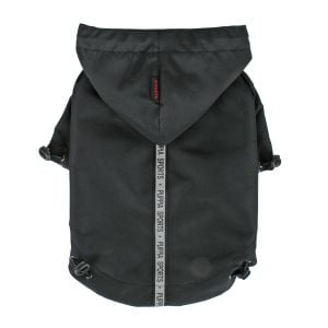Puppia Base Jumper (Raincoat) Black