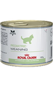 Royal Canin Vet Care Nutrition Feline Pediatric Weaning | Wet (Lata) 12 X 195 g