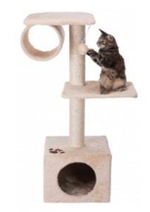 "Trixie ""San Fernando"" Scratching post for Cats (Beige)"