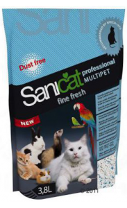 Sanicat Multipet Fresh 3.8 lt