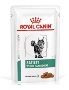 Royal Canin Satiety Weight Management Feline in Gravy | Húmedo 12 x 85g