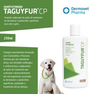 Dermovet Taguyfur CP - Supporting Treatment Shampoo 250 ml