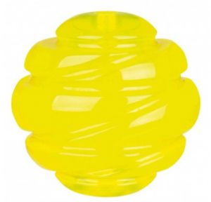 "Trixie Ball in Thermoplastic Rubber (TPR) ""Sporting"" Ø 8 cm"