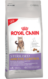 Royal Canin Sterilised Appetite Control 2 Kg