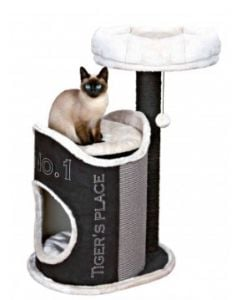 "Trixie ""Susana"" Scratching post (Black)"
