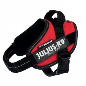 "Trixie Powerharness ""Julius-K9 IDC""  (Red)"