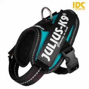 "Trixie Peitoral Powerharness ""Julius-K9 IDC"" (Petróleo)"