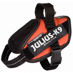 "Trixie Powerharness ""Julius-K9 IDC"" (Copper Orange)"