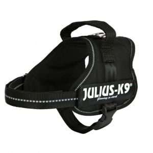 "Trixie Peitoral Powerharness ""Julius-K9"" (Preto)"