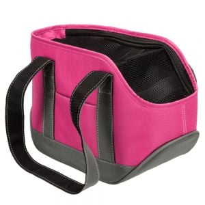"Trixie Transport Bag ""Alea"" (S) 16X20X30 Cm (Pink / Gray)"