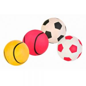 Trixie Ball In Foam Rubber - Diameter 4,5 Cm