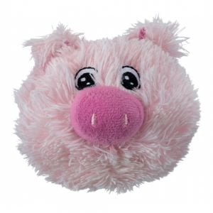 Trixie Plush Pig Ball - Ø 10 Cm