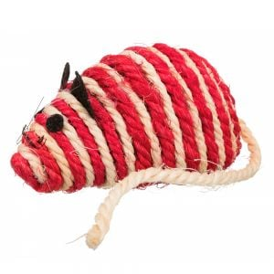 Trixie Mouse In Sisal Stuffed With Catnip (1 Unit)